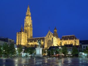 Vår Frues Katedral i antwerpen