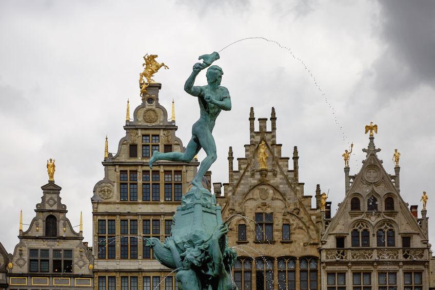 antwerpen i belgia