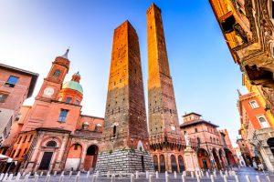 de to tårnene i bologna