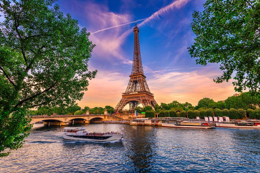 ferie med barn i paris