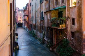 kanal i bologna