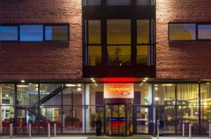 Hampton by Hilton - anbefalt hotell i Liverpool City Center