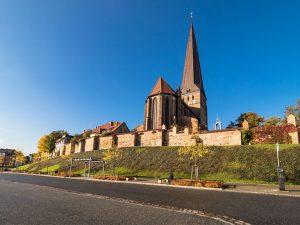 Petrikirche i rostock