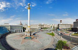 maidan-plassen kiev