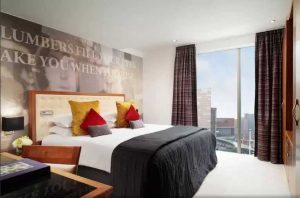 omtale av Hard Days Night Hotel i liverpool