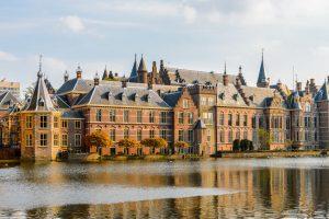 Binnenhof i haag
