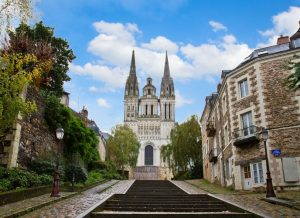 Cathedrale St-Maurice i angers