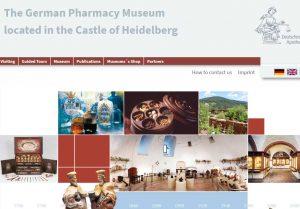 Deutsches Apotheken-Museum i heidelberg