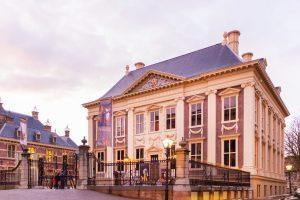The Mauritshuis i haag