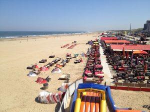 Schevingen strand