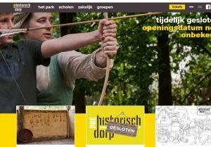 Temaparken PreHistorisch Dorp i eindhoven