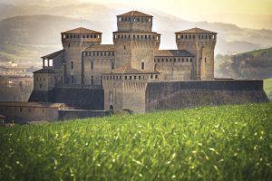 Torrechiara slottet