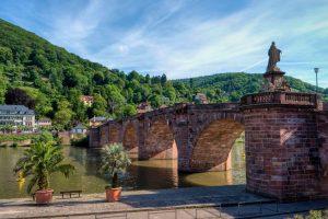 den gamle broen i heidelberg