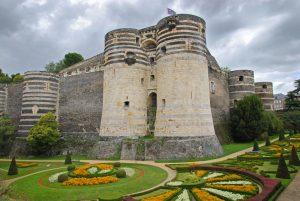 slottet i angers