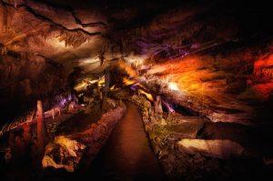 Grotta Gigante i nærheten av trieste
