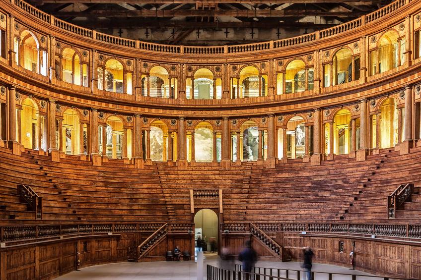 Palazzo della Pilotta i parma