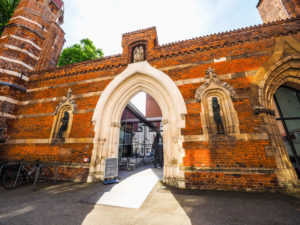 Sankt Annes Museumskvarter i lubeck