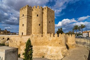 Torre de la Calahorra festningen i cordoba