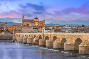 den romerske broen i cordoba