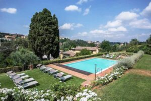 hotell med basseng i siena - Borgo Grondaie