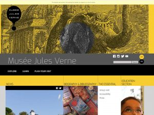 jules verne museum i nantes