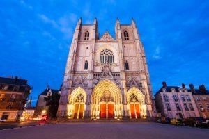 nantes katedral