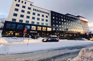 Quality Hotel Grand Royal i narvik