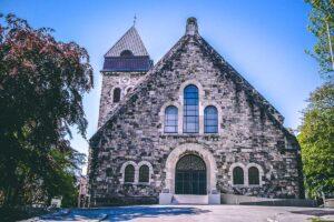 severdigheter i ålesund - ålesund kirke