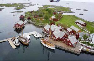 Håholmen Havstuer – hotell utenfor molde