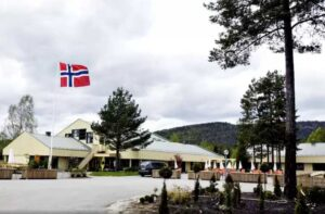 Pan Garden Åmli Hotel