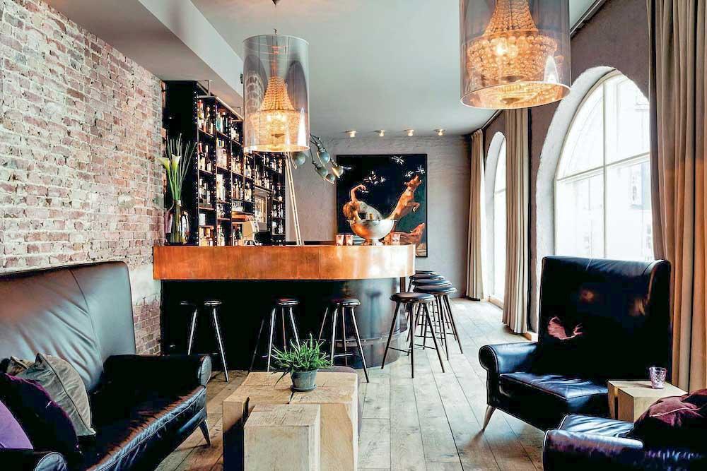 arkivet bar - hotellbar hotel brosundet ålesund