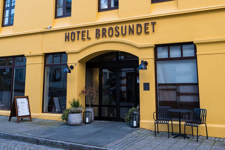 hotel brosundet - beste hotell i ålesund