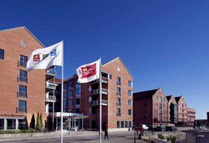 anbefalt hotell i skien - Clarion Collection Hotel Bryggeparken