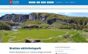 Bratten aktivitetspark bodø