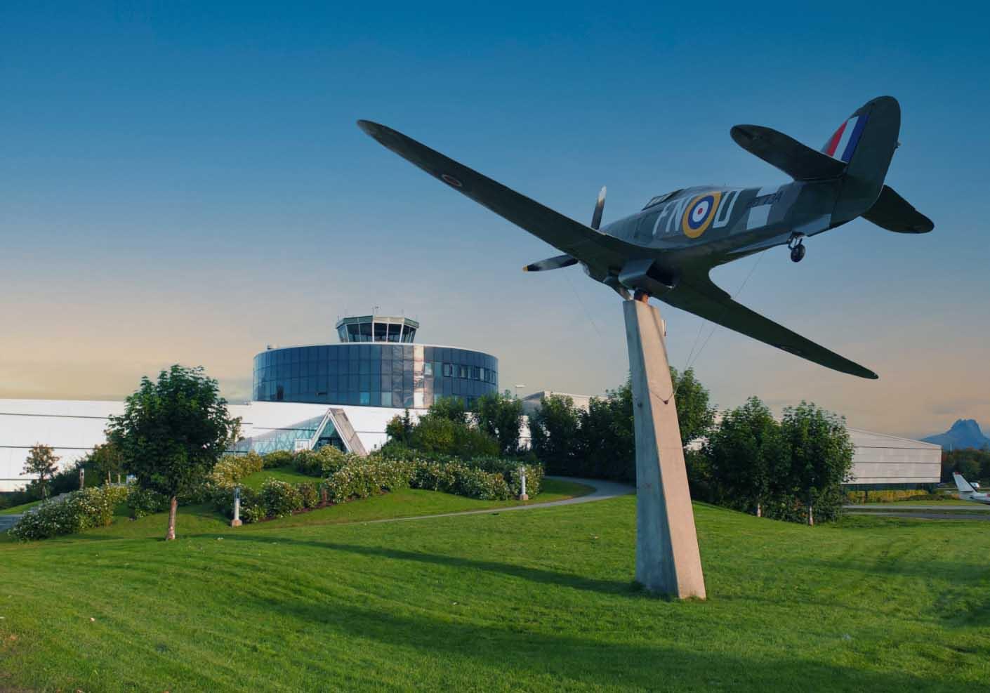 Norsk Luftfartsmuseum bodø