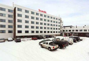 Scandic hotel Ringsaker
