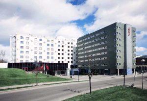 Scandic hotel på Hamar