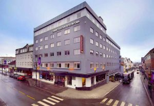 beste hotell i hamar - Clarion Collection Hotel Astoria