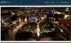 norsk luftfartsmuseum i bodø