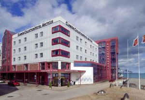 Clarion Collection Hotel Arcticus i harstad