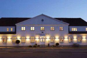 Frederik VI's Hotel - hotell like utenfor odense