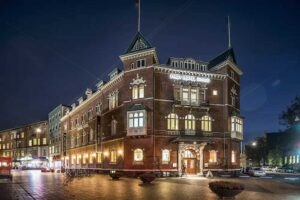 first hotel grand i sentrum av odense