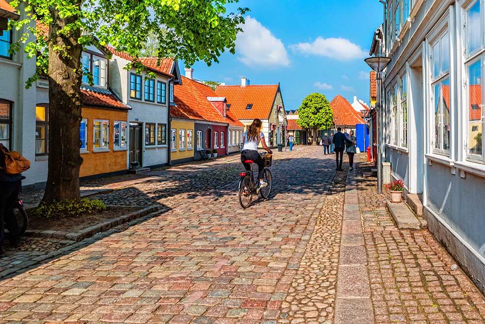 sykkeltur i odense