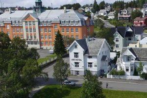billig overnatting i tromsø - ami hotel