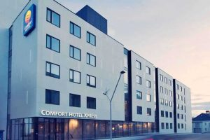 comfort hotel xpress - billig hotell i tromsø