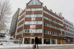 enter billig hotell tromsø