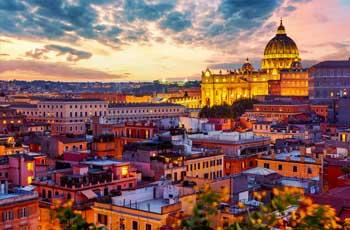dette er våre topp 10 hotell i roma