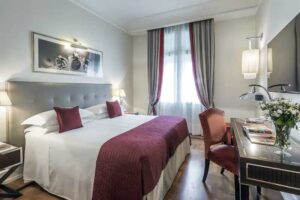 luksushotell i trieste - Savoia Excelsior Palace Trieste