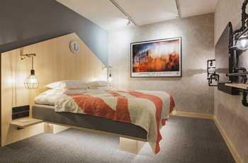 perfekt hotell for et par dager i stockholm