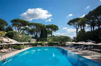 spa-hotell i roma